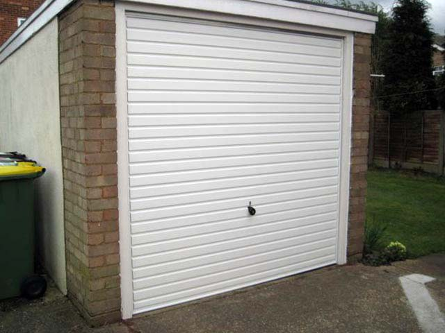Canopy Up and Over Garage Doors